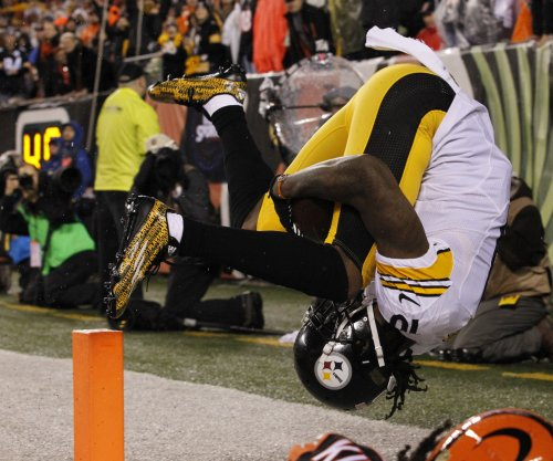 NFL suspends Steelers' Martavis Bryant for year