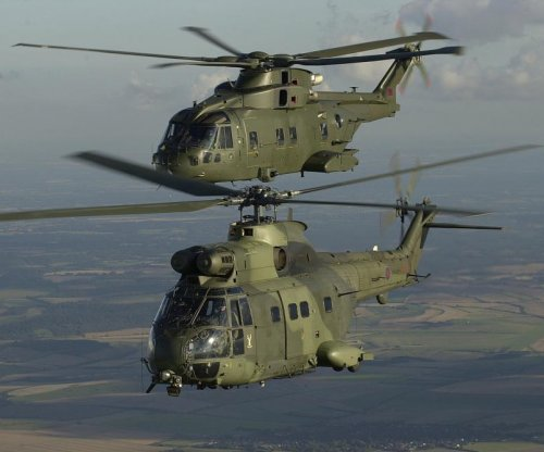 Ascent receives $1.6B helicopter training contract