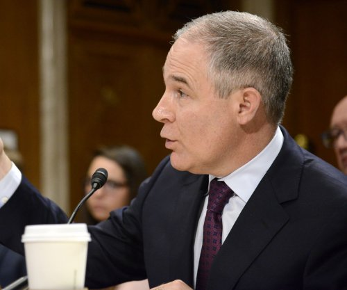 Current, former EPA workers urge Congress to reject nominee Pruitt