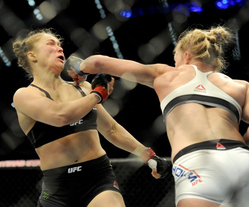 'Rock Bottom' Ronda Rousey hints at UFC return