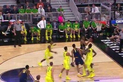 No. 5 Oregon disposes of Cal to reach Pac-12 final
