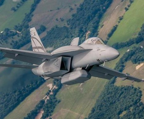 Boeing receives contract for F-18, magnetic launch system support