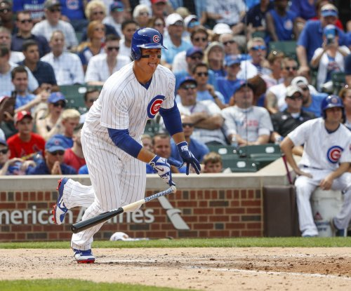 MLB roundup: Anthony Rizzo rallies Chicago Cubs by St. Louis Cardinals