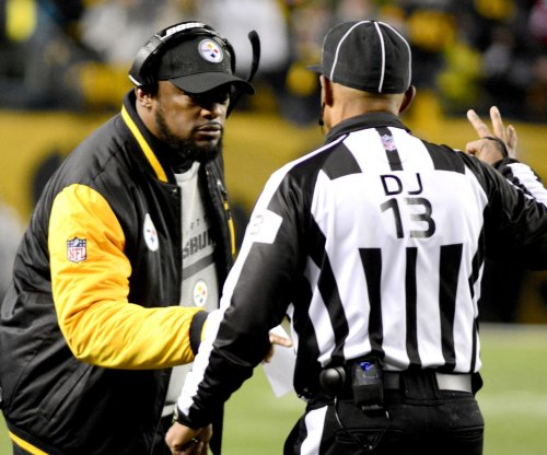 Steelers' Tomlin on TD celebrations: 'I don't like it'