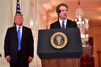 Donald Trump nominates Brett Kavanaugh to Supreme Court