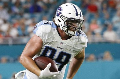 Tennessee Titans release TE Phillip Supernaw, place Nate Palmer on IR