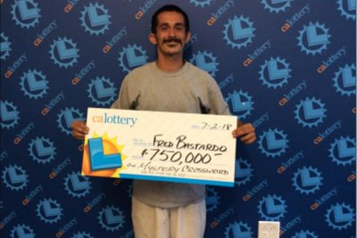 California man scratches lotto tickets until he wins $750,000