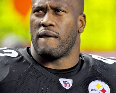 Steeler Harrison goes after Commissioner Roger Goodell