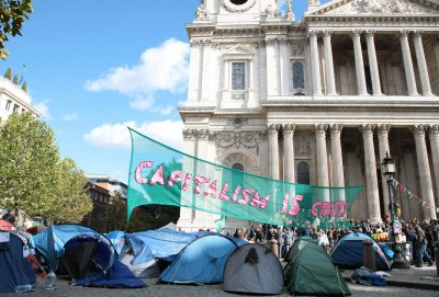 Occupy camp at St. Paul's allowed to stay