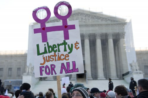 Supreme Court clears way for gay marriage in 5 states