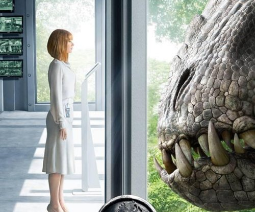 Bryce Dallas Howard gets her own 'Jurassic World' poster