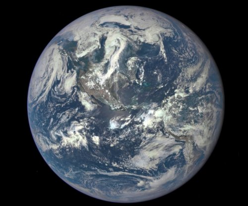 This is what the Earth looks like from a million miles away