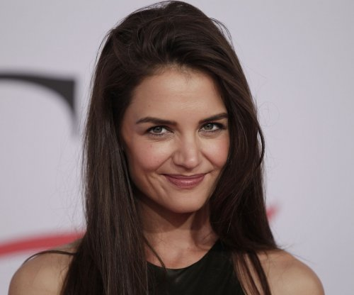 UPI Spotlight: Katie Holmes discusses challenges of 'Touched with Fire' role