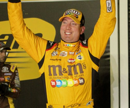Kyle Busch still trying to beat 'the haters'