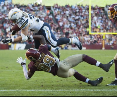 San Diego Chargers RB Danny Woodhead won't rest on past accomplishments