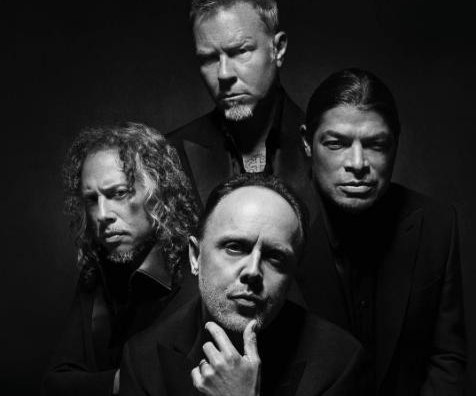 Metallica named new face of luxury menswear Brioni