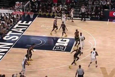 Lamar Stevens leads Penn State over No. 21 Maryland