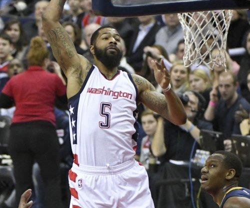 Washington Wizards F Markieff Morris fined for ball toss