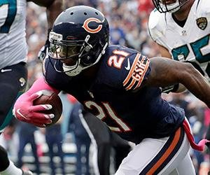 Chicago Bears release CB Tracy Porter