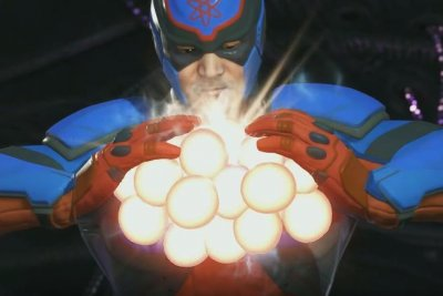 The Atom enters the fight in new 'Injustice 2' gameplay trailer