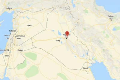 Baghdad ammunition warehouse explodes; dozens dead or injured