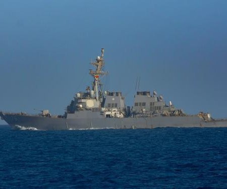 General Dynamics contracted for USS Higgins repair, modernization