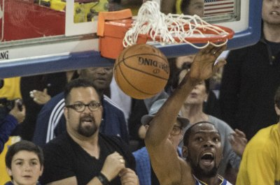 NBA Finals: Warriors rule out Kevin Durant for Game 1