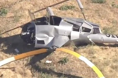 One dead, one critically injured in California helicopter crash