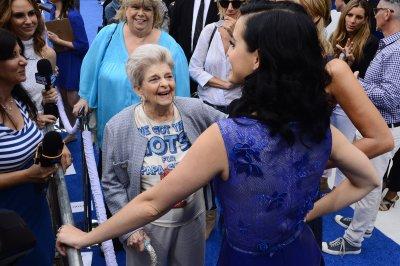 Katy Perry mourns death of 'wonderful grandma' Ann Pearl Hudson