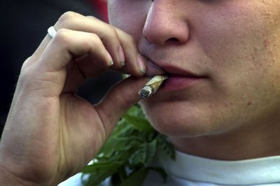 One joint can cause psychotic symptoms, study shows