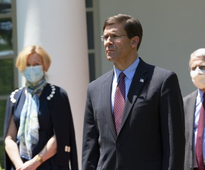 Defense Secretary Mark Esper invited to Moscow Victory Day parade