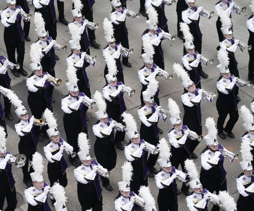 Kids in marching bands under growing threat from heat-related illness