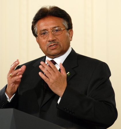 Musharraf opens his election campaign