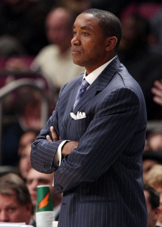 Isiah Thomas named Fla. Int'l Univ. coach