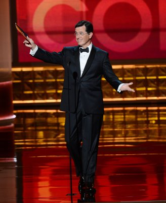 'The Colbert Report' announces end date as Stephen Colbert moves to 'Late Show'