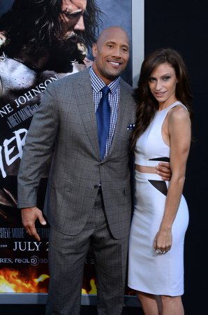 Dwayne 'The Rock' Johnson steps out with girlfriend Lauren Hashian
