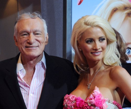 Hugh Hefner says Holly Madison's memoir rewrites history