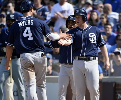 Gyorko single lifts San Diego Padres past St. Louis Cardinals