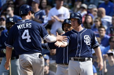 Gyorko single lifts San Diego Padres past St. Louis Cardinals