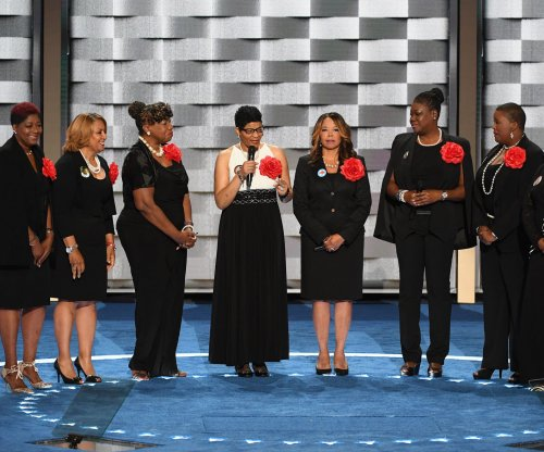 Mothers of children killed in racial violence take plea for reform to DNC