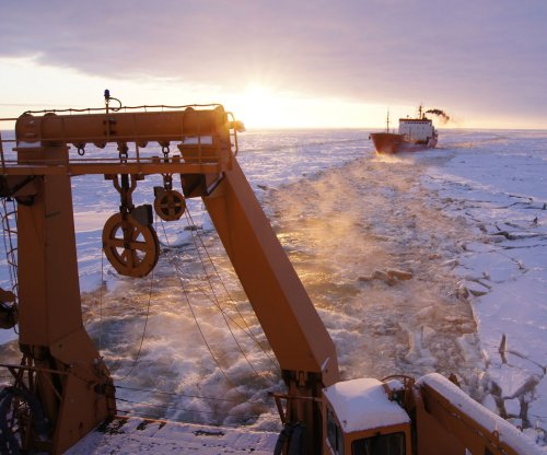 An Arctic oil spill is a security concern, U.S. says