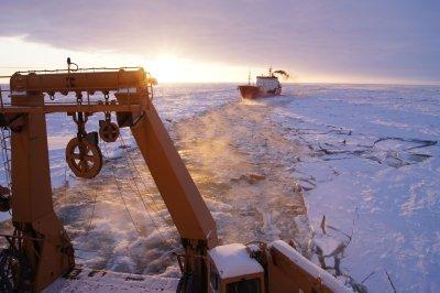 An Arctic oil spill is a security concern, U.S. says