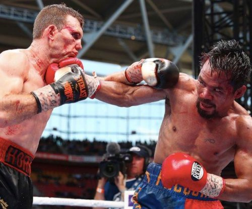 Manny Pacquiao loses controversial decision to upstart boxer Jeff Horn