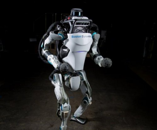 Watch: Boston Dynamics robot leaps, does back flips