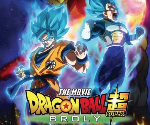 'Dragon Ball Super: Broly' headed to North America in January