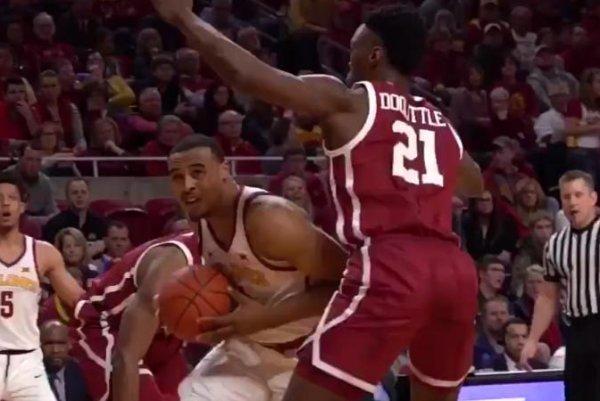 3efbf14203d Iowa State's Talen Horton-Tucker declares for 2019 NBA Draft - UPI.com
