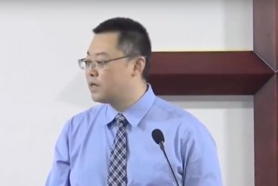 Chinese pastor Wang Yi sentenced to nine years in prison for 'subversion of state power'