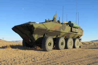 BAE gets go-ahead for production of Marines' amphibious combat vehicles