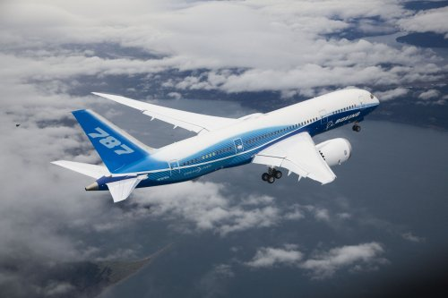 Boeing: Dreamliner 787 planes delayed
