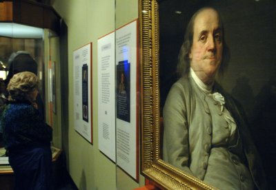 Ben Franklin not to blame for invasion
